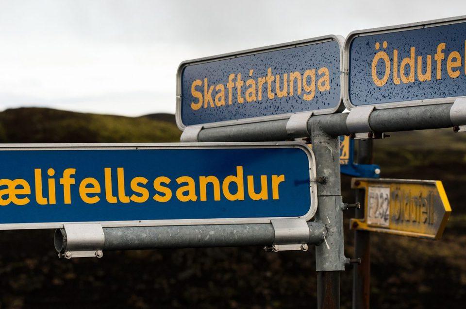 ISLAND – TAGE IM HERBST SEPTEMBER/OKTOBER 2017/2018