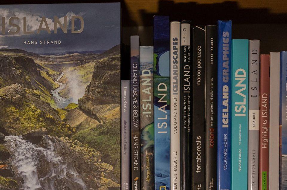 ISLAND- NEUER BILDBAND VON HANS STRAND